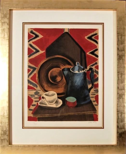 Man Ray, 'Senza Titolo', 1962, Print, Color lithograph, Joseph Grossman Fine Art Gallery