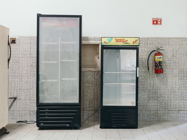 , 'Puerta de Servicio,' 2016, Shulamit Nazarian
