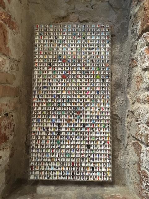 , 'Caps West,' 2017, Contini Art UK