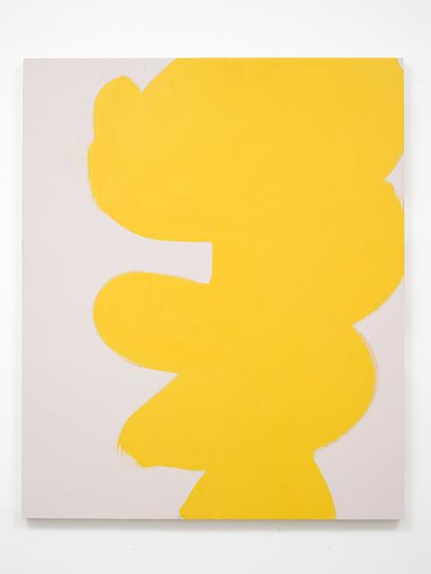 , 'Kaktus Gelb,' 2018, Kadel Willborn