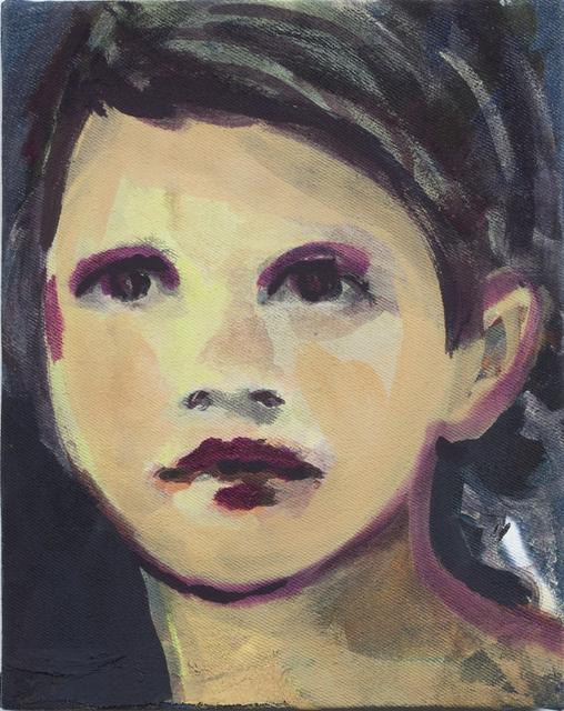 , 'Makeup (Purple),' 2016, Bugada & Cargnel