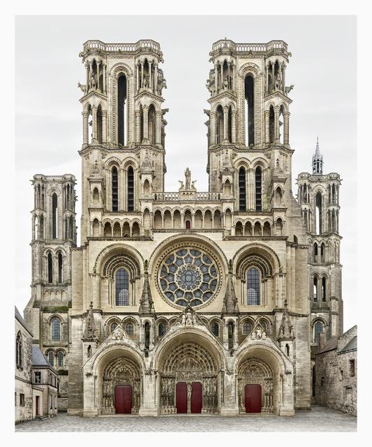 , 'Laon, Cathédrale Notre-Dame,' 2013-2015, Yossi Milo Gallery