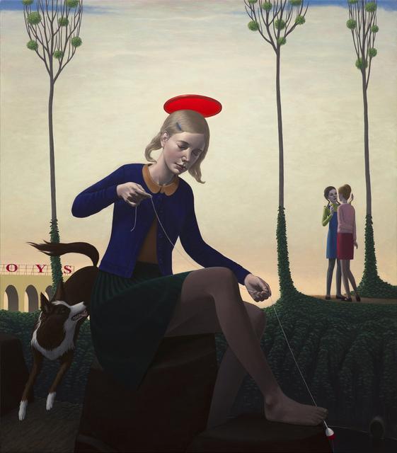 , 'The Backwater ,' , Nüart Gallery