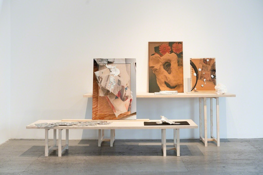 "Installation view of ""The Burrow"" at Gallery 16, San Francisco CA"