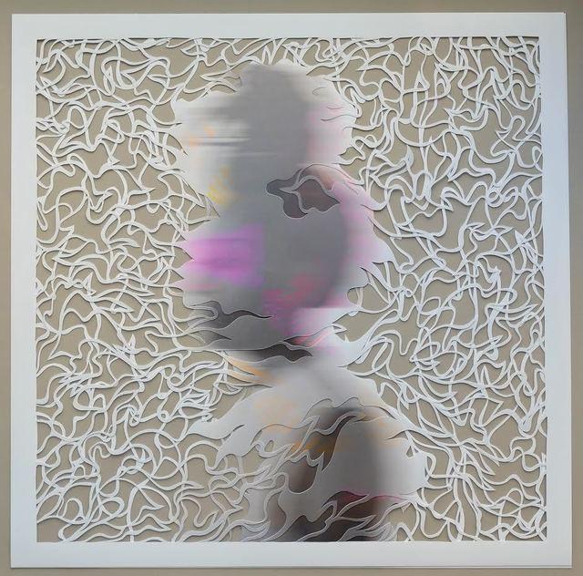 , 'Eden III,' 2018, Roya Khadjavi