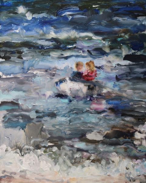, 'Velvet (hearts),' 2018, Bau-Xi Gallery