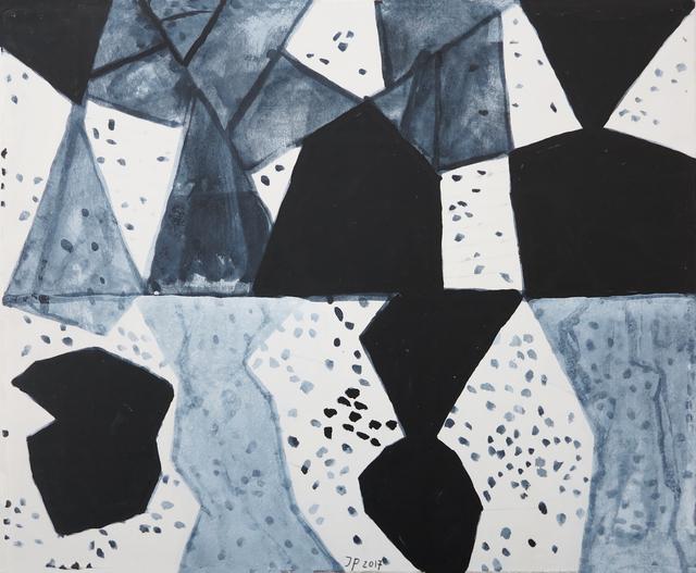 , 'Eccentric Black, #31,' 2017, Kristof De Clercq