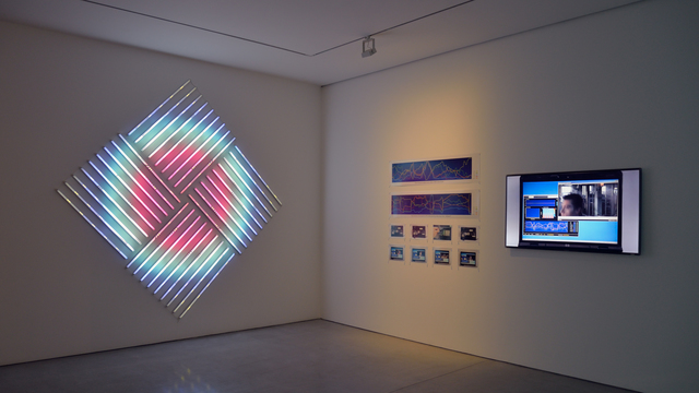 , 'eXistenZ is Paused,' 2014, Carroll / Fletcher