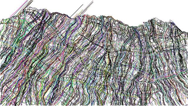 , 'Datalandscape 6,' , Club d'Art Contemporain