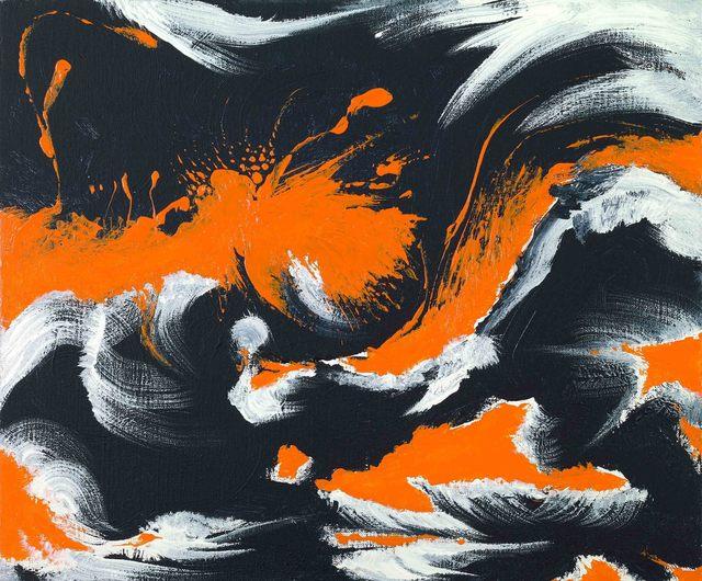 , 'Waves,' 2018, Powen Gallery