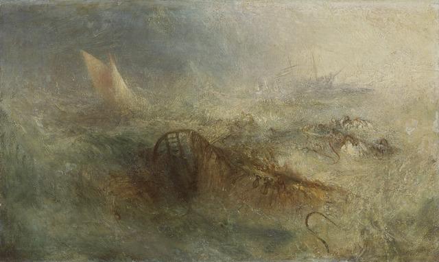 , 'The Storm,' 1840-1845, Princeton University Art Museum