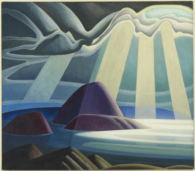 , 'Lake Superior ,' ca. 1923, Hammer Museum