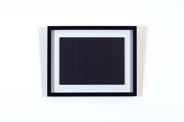 , 'Untitled (Black),' 1985, H.ARTS COLLECTIVE