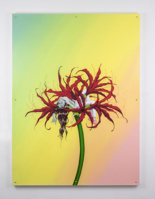 , 'Hell Flower,' 2018, Kölnischer Kunstverein