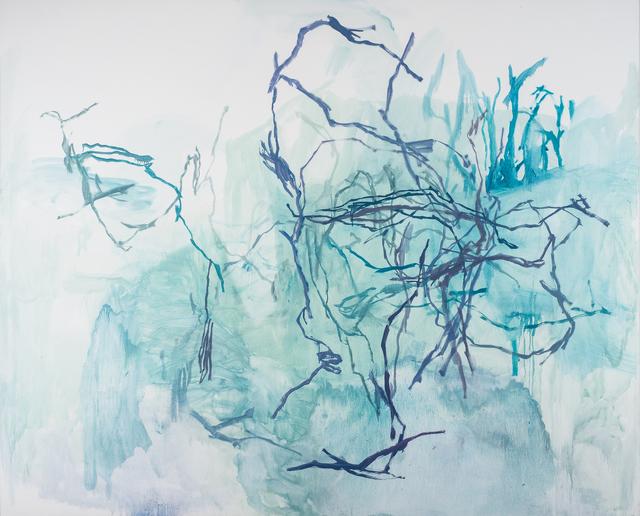 , 'Shoulder Grasses,' 2017, Reynolds Gallery