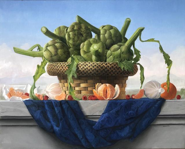 , 'James Aponovich,' 2019, Clark Gallery