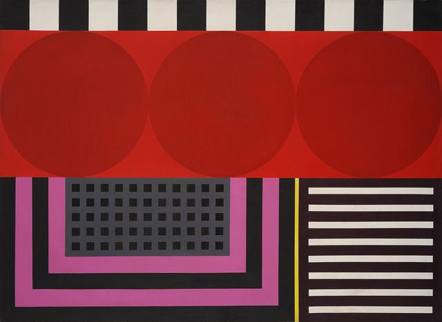 , '(Artificial Landscape),' 1964, Charles Nodrum Gallery