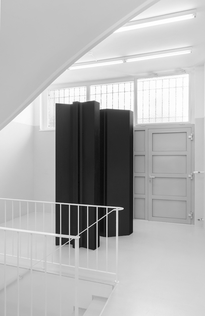 Martin Wenzel, 'Taiwo & Kehinde (Deutsche Bank Towers) ', 2019, PPC Philipp Pflug Contemporary