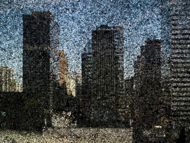 , 'Rooftop View of Midtown Manhattan Looking East,' 2010, Jackson Fine Art