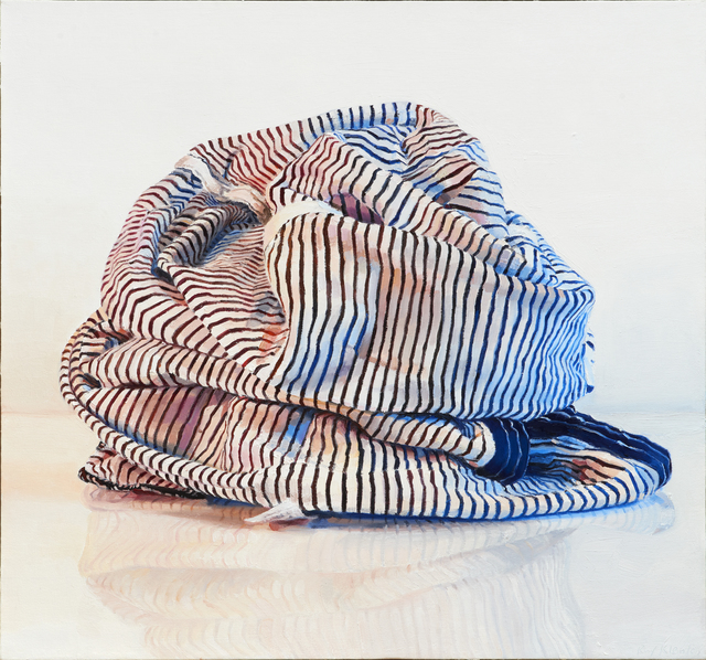 , 'Black and White Stripes,' 2018, Paul Thiebaud Gallery