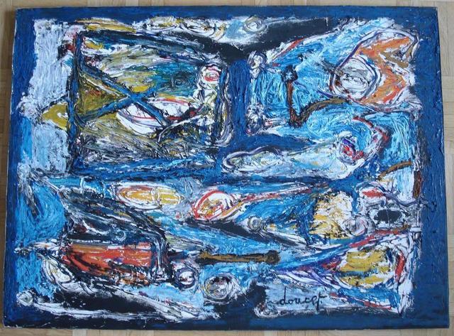 , 'Terre de Mer,' 1988, HUNDERTMARKartFAIR