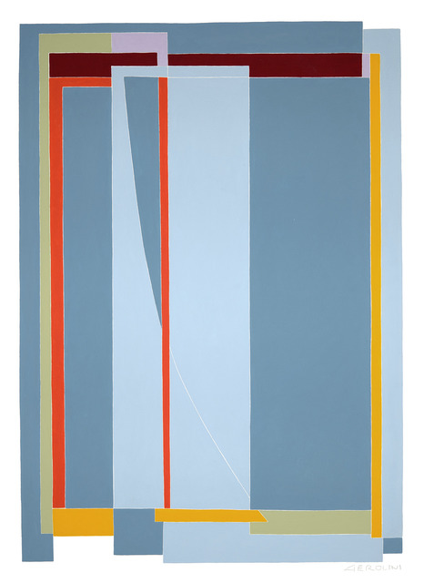 , 'Blue 5,' 2016, Art Bastion Gallery