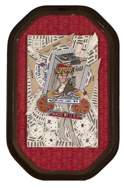 , 'Giant Postcard,' , Dowling Walsh