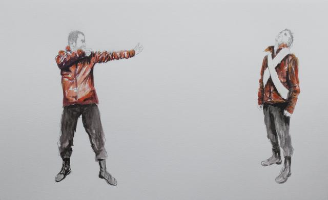, 'Soldier Series (2),' 2017, Beatriz Esguerra Art