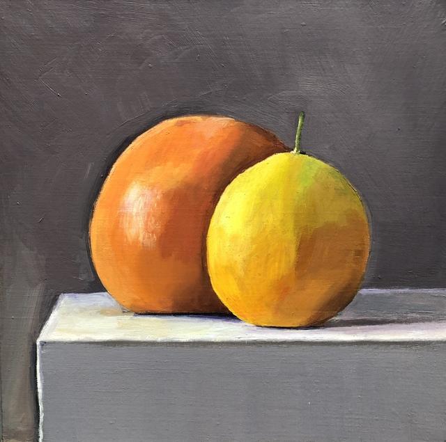 Dan McCleary, 'Grapefruit and Lemon', 2017, Laguna Art Museum Benefit Auction
