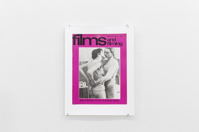 , 'Direction Artiste (Films and Filming September, 1967),' 2017, VI, VII