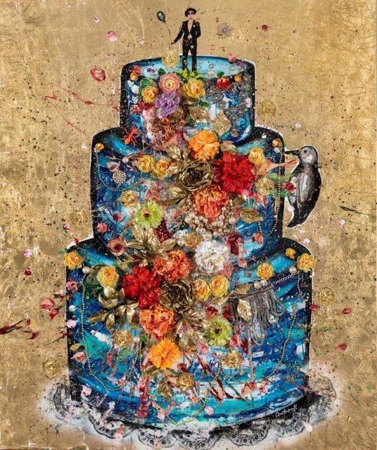 , 'Tu bizcochito,' 2018, Biaggi & Faure Fine Art