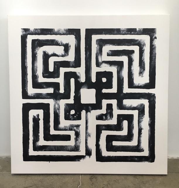 , 'Black Maze,' 2017, 5ART GALLERY