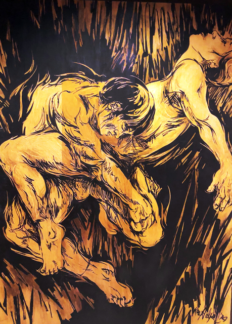, 'Despair,' 1974, Machamux