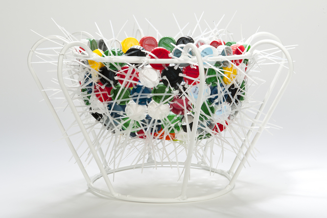 , 'Capped Out Bowl,' 2012, Industry Gallery