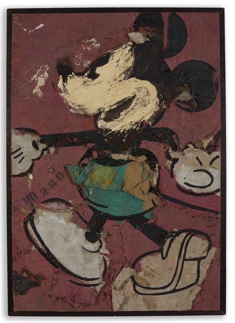 Manolo Valdés, 'Mickey I', 2015, Galeria Freites
