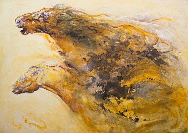 , 'El polvo de las horas,' , Lux Perpetua Art Centre