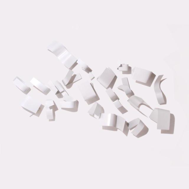 , 'Heaven in White,' 2018, Adamar Fine Arts