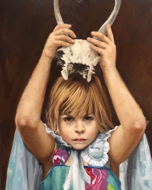 , 'Nigella,' 2016, Bowersock Gallery