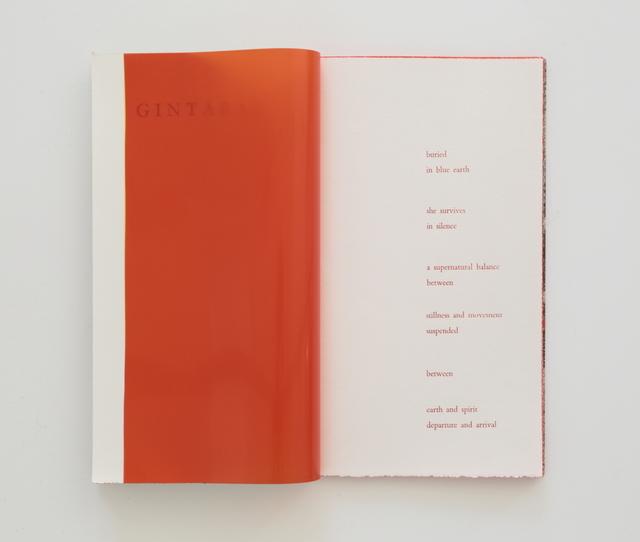 , 'GINTARAS,' 2019, Marian Crawford
