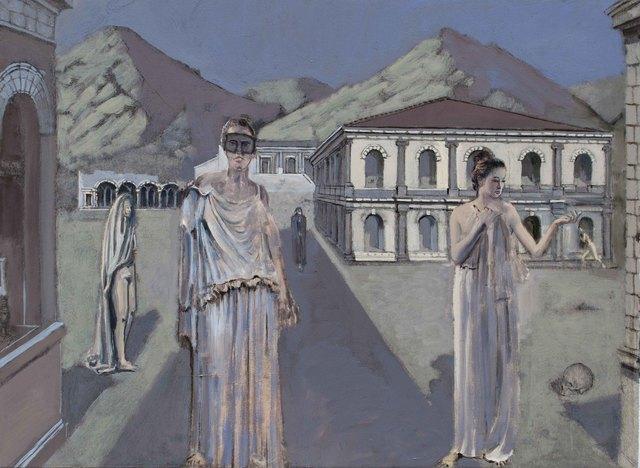 , 'Les Mystères,' , Hugo Galerie