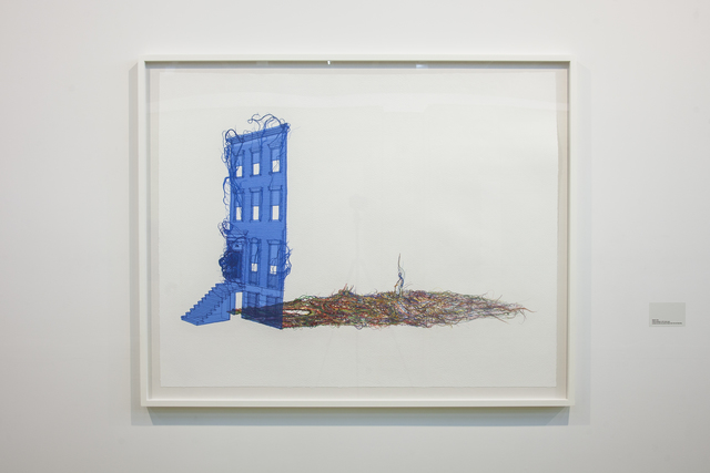 , 'Blueprint,' 2014, Museum of Contemporary Art San Diego