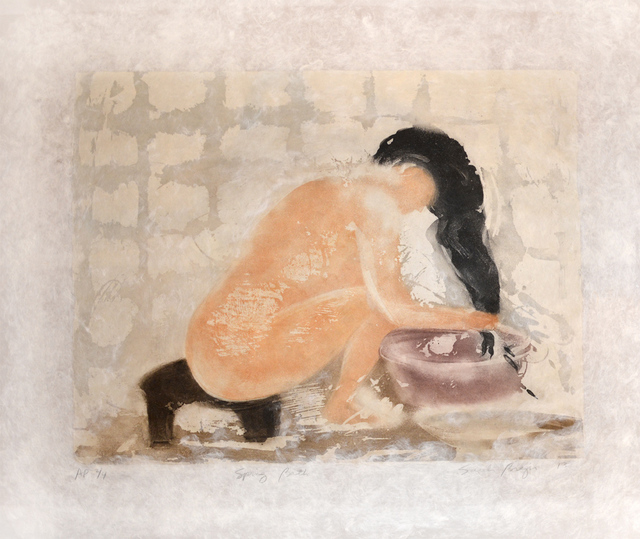 , 'Spring Bath,' 2013, Ronin Gallery
