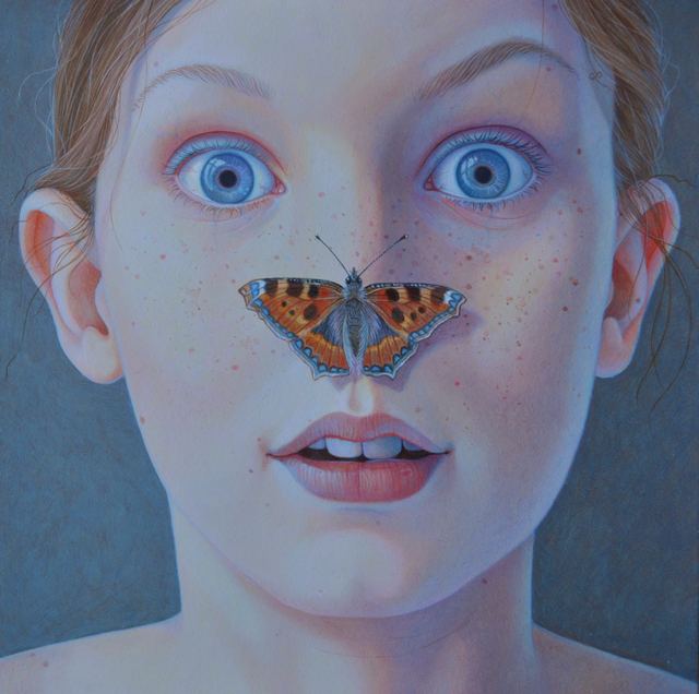 , 'Little Butterfly,' 2018, RJD Gallery