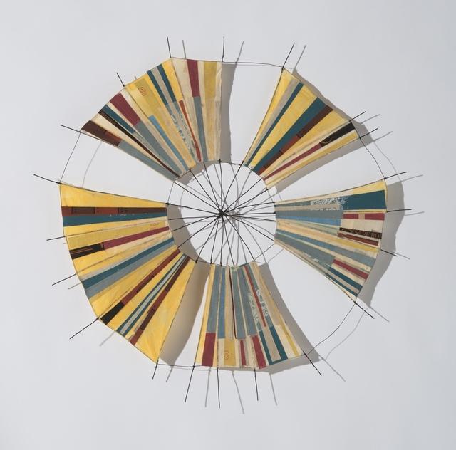 , 'Dice Pinwheel,' 2016, Seager Gray Gallery