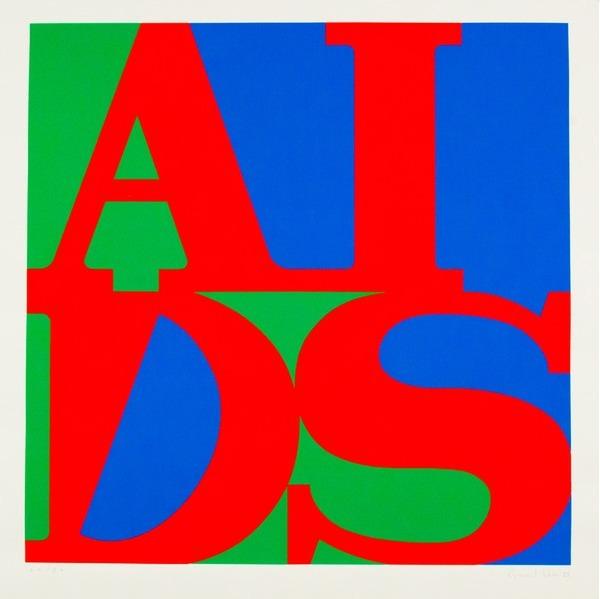 , 'AIDS,' 1988, Caviar20