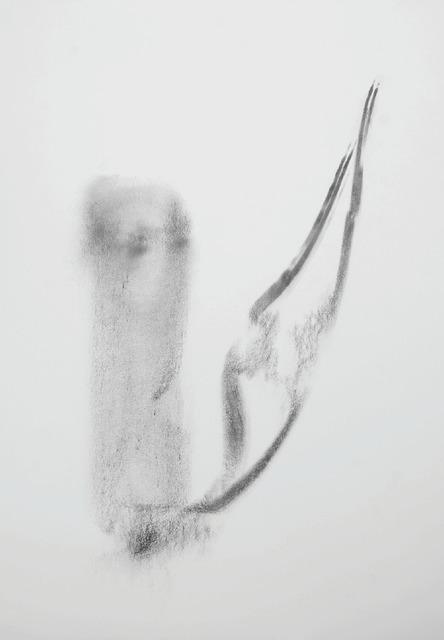 , 'Halfpipe Drawings,' 2014, Anita Beckers