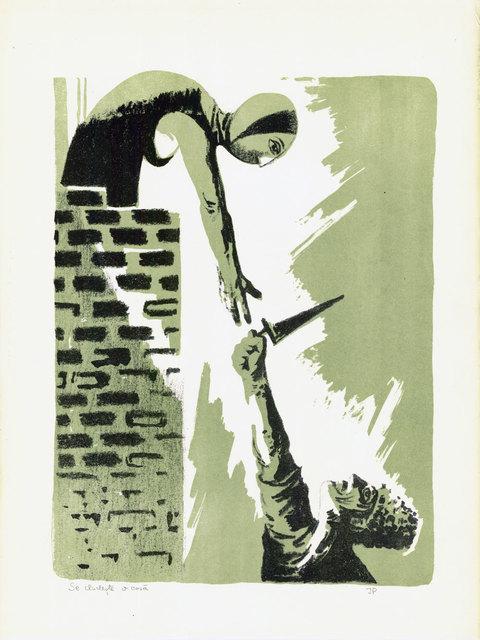 , 'Se cladeste o casa,' 1957, Nasui Collection & Gallery