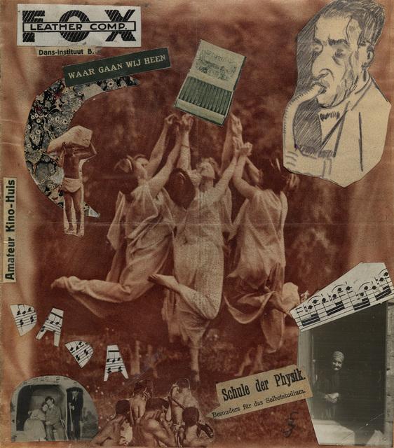 , 'Dada Dancers (Schule der Physik),' 1924, Osborne Samuel