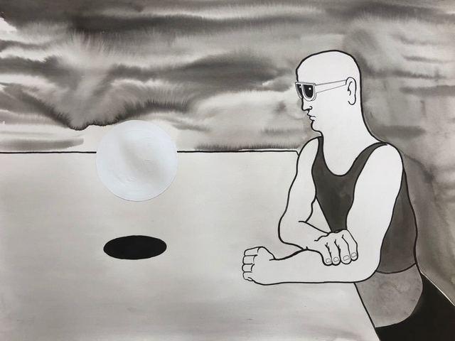 , 'schaduw van de zon,' , MPV Gallery