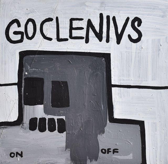 , 'Goclenius,' 2016, Triangle